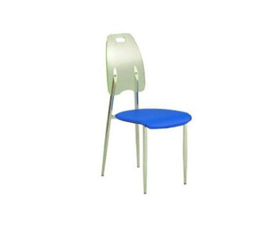 Καρέκλα Κουζίνας Νίκελ 4092