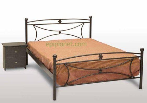 Κρεβάτι Μεταλλικό Γ-200001