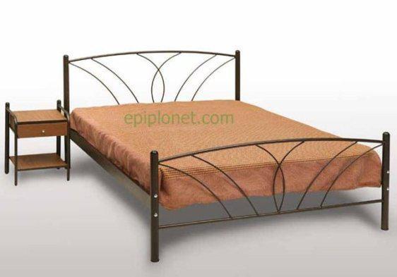 Κρεβάτι Μεταλλικό Γ-Τήνος