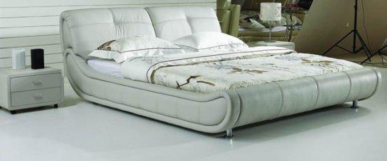 Κρεβάτι Δερμάτινο Bilma