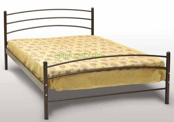 Κρεβάτι Μεταλλικό Γ-Τόξο