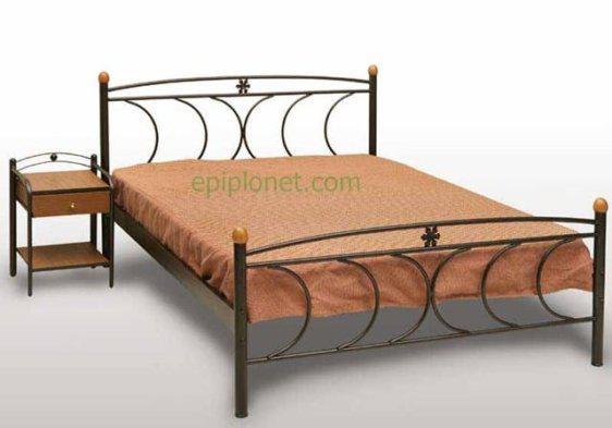 Κρεβάτι Μεταλλικό Γ-200009