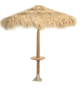 Ομπρέλα Ψάθινη Στρογγυλή 2m Palm