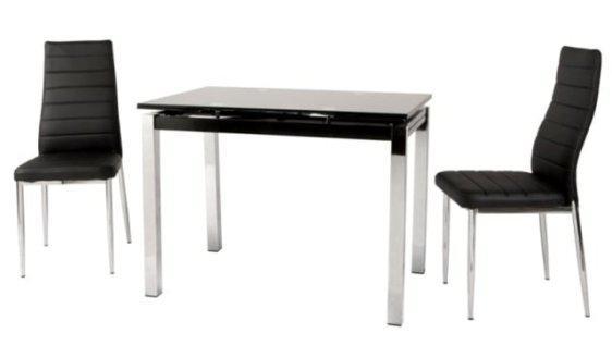 Τραπέζι Κουζίνας Ανοιγόμενο V-140192, Διαστάσεις:110(170)x74x75εκ.