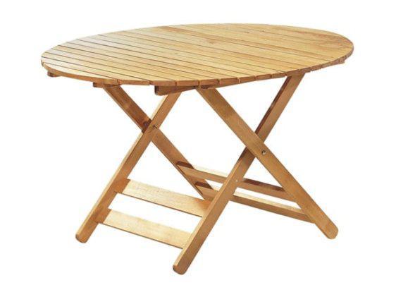 Προσφορά Τραπέζι Εξωτερικού Χώρου Στρογγυλό Kouts-946