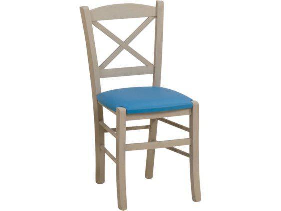 Καρέκλα κουζίνας ξύλινη K-190284