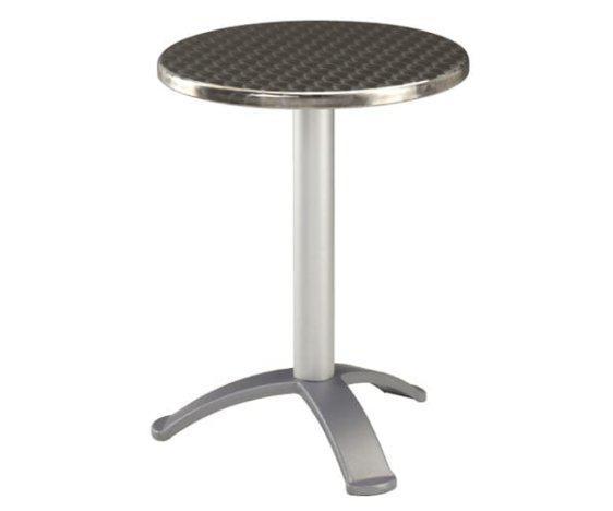 Τραπέζι Στρογγυλό Inox από την Gaber, Διάμετρος:60