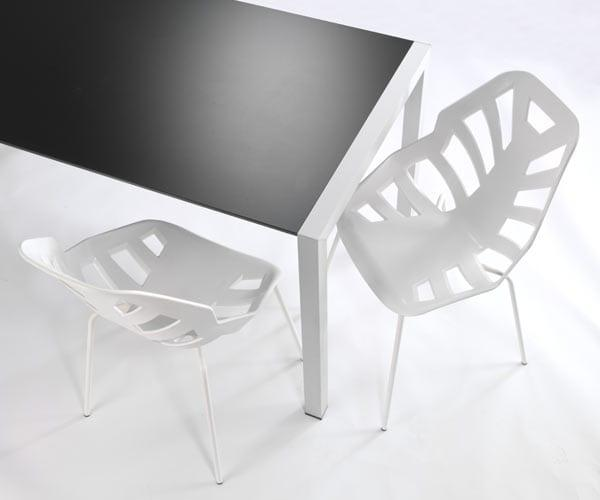 Καρέκλα Ninja monocolor από την Gaber