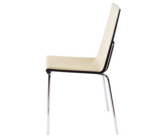 Καρέκλα Μεταλλική Snake 46 4g από την Gaber