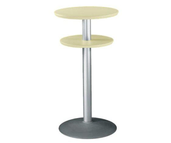 Τραπέζι Μπαρ Στρογγυλό Διπλό από την Gaber, Ύψος:110
