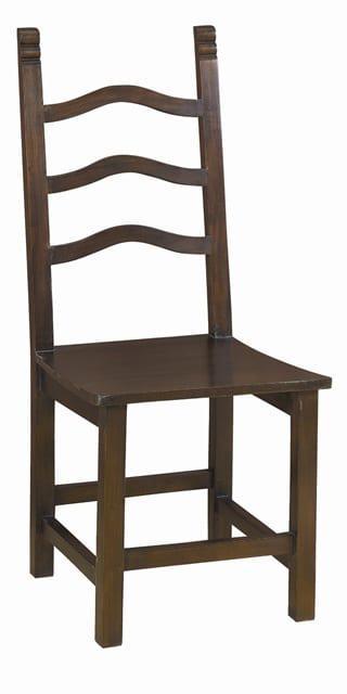 Καρέκλα τραπεζαρίας μοναστηριακού στυλ J-135046