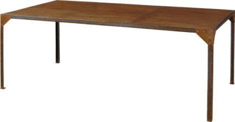 Τραπέζι Τραπεζαρίας από Μασίφ Ξύλο 121049