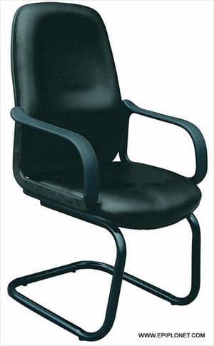 Καρέκλα Γραφείου Επισκέπτου Mob-Newton