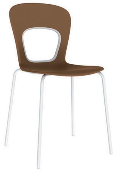 Καρέκλα Blog στιβαζόμενη με άνοιγμα στη πλάτη απο την Gaber