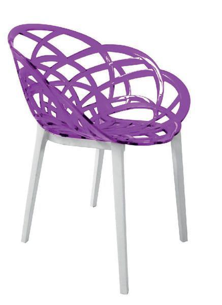 Καρέκλα σε ιδιαίτερο σχέδιο Daisy