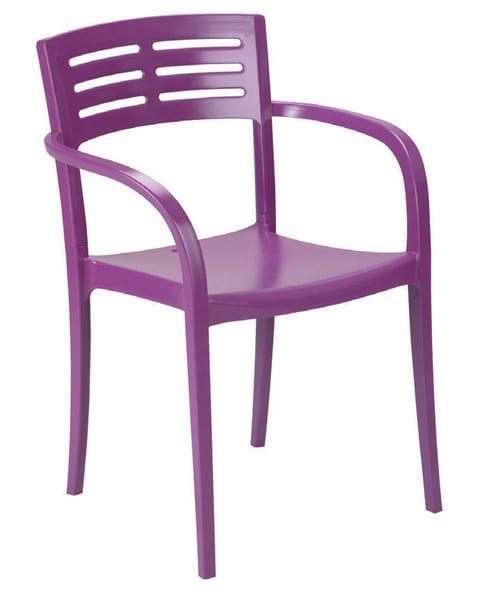 Πολυθρόνα πλαστική απο την γαλλική εταιρεία Grosfillex A-Urban 2