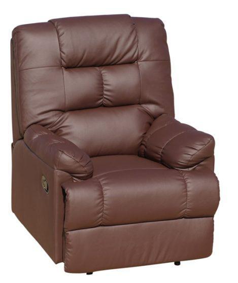 Πολυθρόνα relax ανακλινόμενη με μηχανισμό μασαζ sar-132501