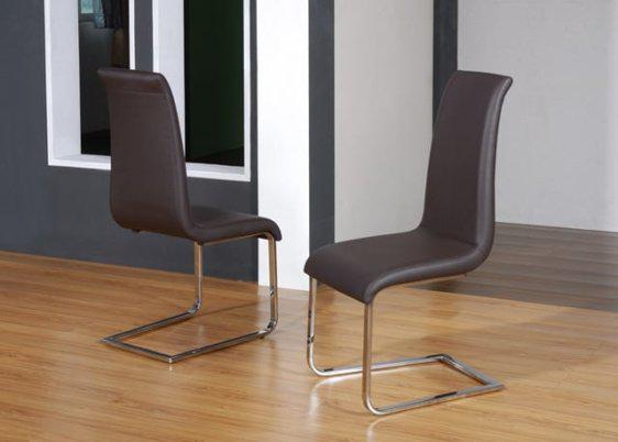 Καρέκλα κουζίνας σε σχήμα