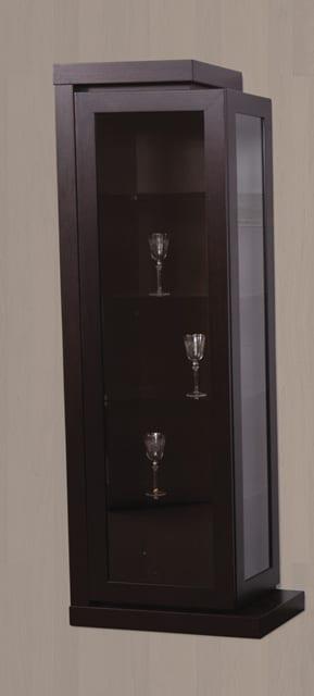 Βιτρίνα για το σαλόνι με τζάμι Iris-140001