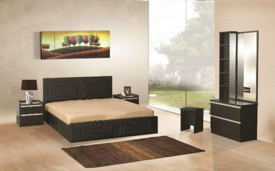 Κρεβάτι με τεχνόδερμα U-Lylian