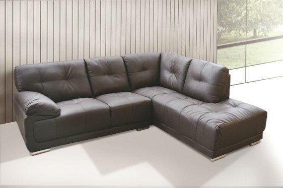 Δερμάτινος γωνιακός καναπές σε τρεις αποχρώσεις U-Marocco-100019