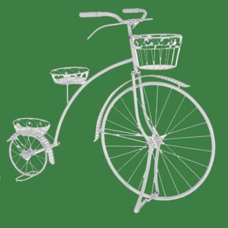Μεταλλικό διακοσμητικό ποδήλατο για τον κήπο Mar-60-23126