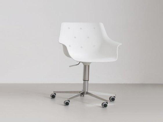 Πολυθρόνα με ροδάκια απο την Gaber More-5-r