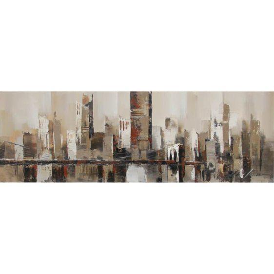 """Πίνακας ζωγραφικής """"Πολιτεία"""" Mar-15-00-13206"""