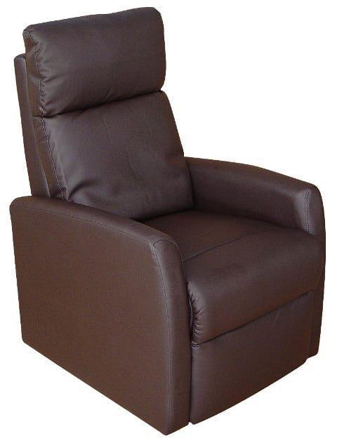 Relax πολυθρόνα με ανάκλιση και υποπόδιο Κ-132529