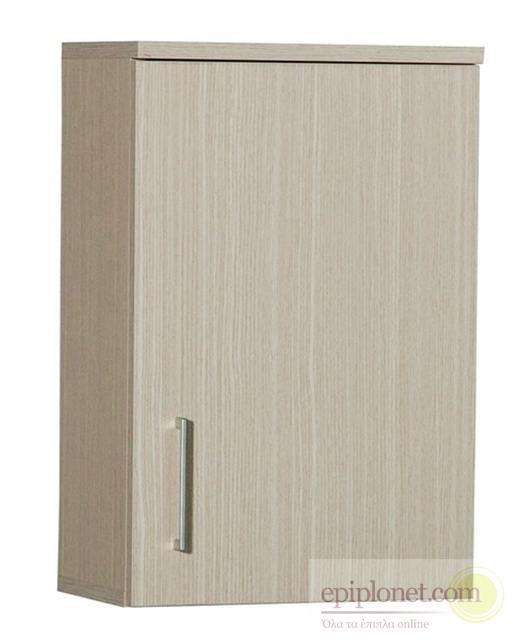 Πολυντουλάπα με 1 πόρτα και 2 ράφια 40*25* 60 εκ.ύψος Α-270613