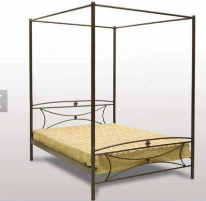 Ουρανός για μεταλλικό κρεβάτι 050616