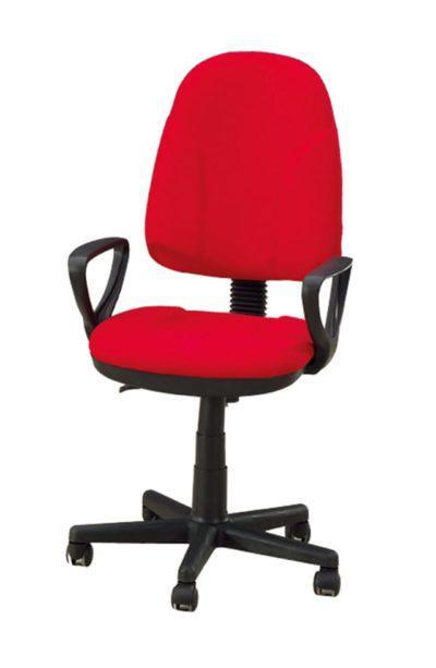 Καρέκλα γραφείου με υψηλή ανατομική πλάτη K-080325