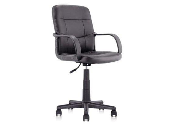 Καρεκλα γραφείου με χαμηλή πλάτη K-080323
