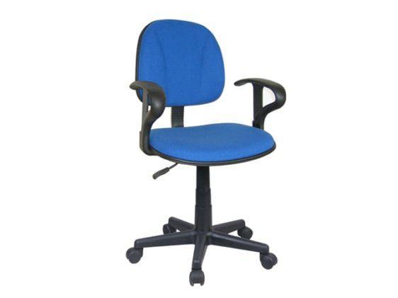 Καρεκλα γραφείου παιδική σε ροζ πράσινο και μπλε K-080324