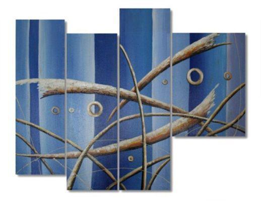90*70εκ Πίνακας Ζωγραφικής Μοντέρνος 10201