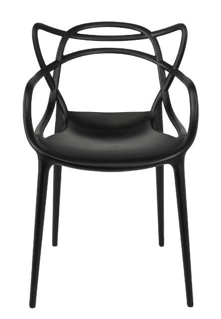 Καρέκλα κουζίνας κοκκάλινη στοιβαζόμενη V-190349