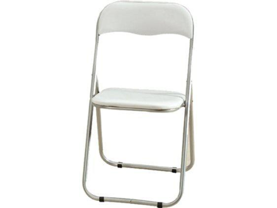 Καρέκλα πτυσόμενη μεταλλική με μαξιλάρι Κ-290016