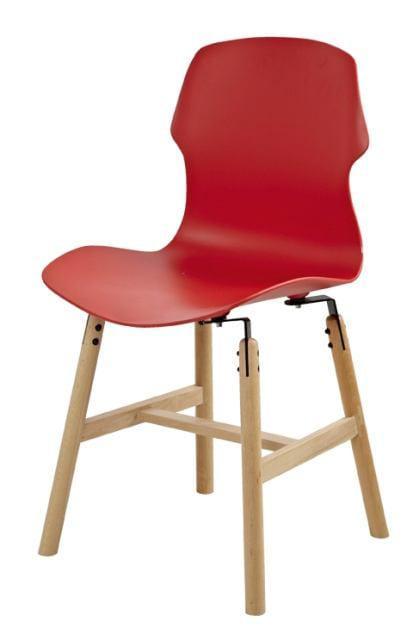 Καρέκλα κουζίνας απο πολυκαρμπονικό υλικό V-190346