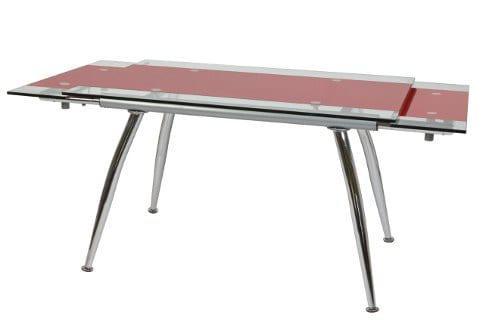 Τραπέζι Κουζίνας Γυάλινο V-140219