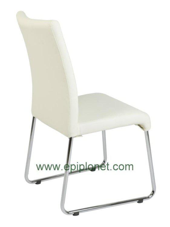 Καρέκλα Κουζίνας Μεταλλική V-190155