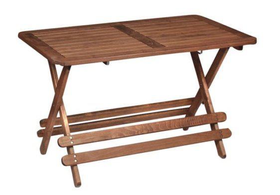 Τραπέζι εξωτερικού χώρου πτυσσόμενο Kouts-1039