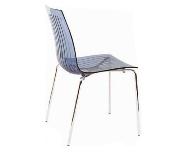 Καρέκλα Ακρυλική Χ-Treme-S