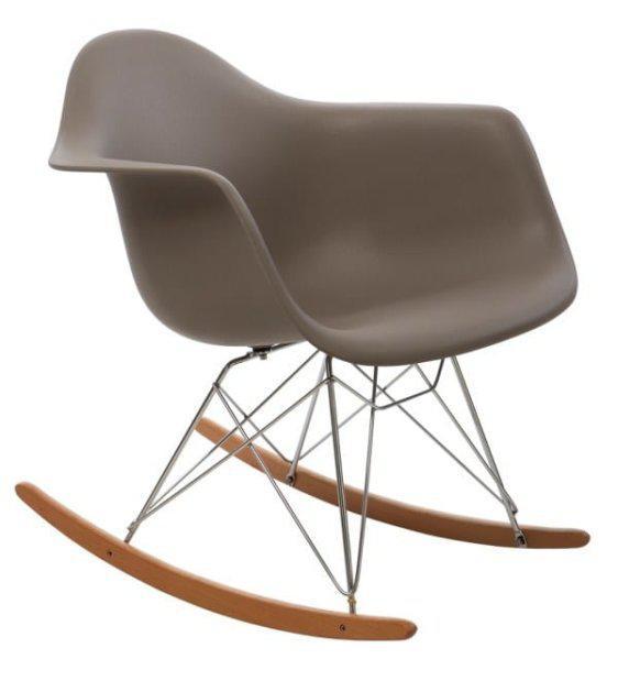 Καρέκλα κουζίνας κουνιστή από plexiglass V-190354