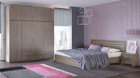 Φθηνό και γερό κρεβάτι σε 5 χρώματα Νο1