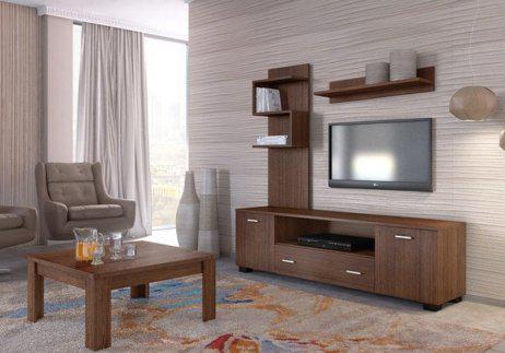 Σύνθετο TV για το σαλόνι σας σε μοντέρνο σχέδιο S-130023