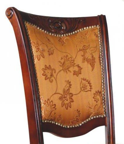 Παραδοσιακή ξύλινη καρέκλα G-135069