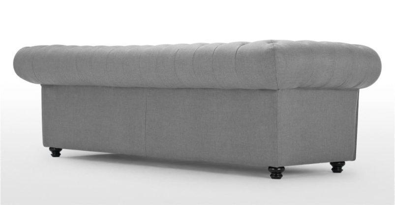 Υφασμάτινος Καναπές Chesterfield C-105002