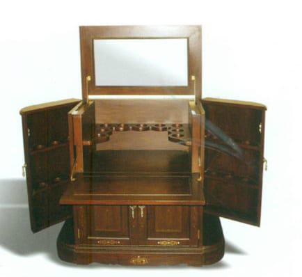 Ξύλινο Έπιπλο Μπαρ G-147564