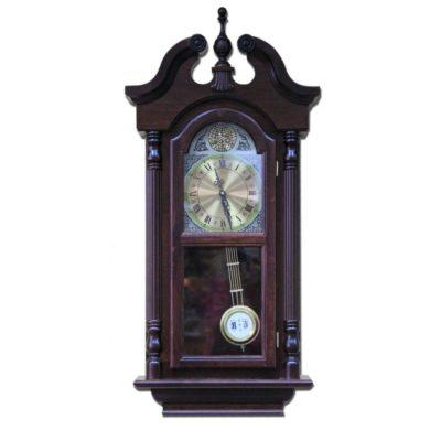 Ξύλινο Επιτοίχιο Ρολόι G-147572