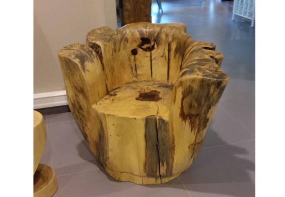 Πολυθρόνα Από Ξύλο Suar  j-146526